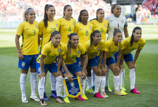 selecao brasileira feminina